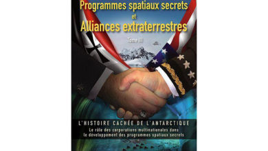 Photo de Programmes spatiaux secrets et alliances extraterrestre – Tome 3