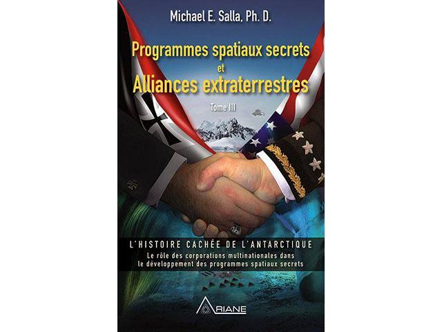 Programmes spatiaux secrets et alliances extraterrestre