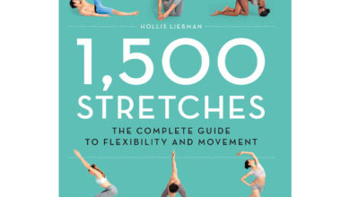 Photo de 1500 Stretches – The complete guide to flexibility and movement