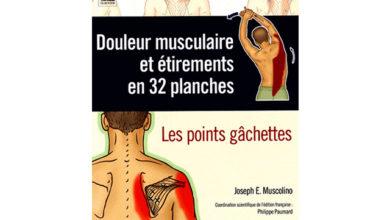 Photo de Douleur musculaire et étirements en 32 planches