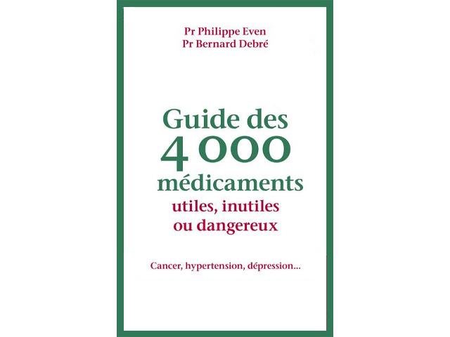 Guide des 4 000 médicaments