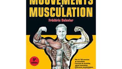 Photo de Guide des mouvements de musculation – Approche anatomique