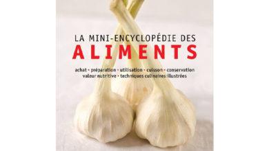 Photo de La mini-encyclopédie des aliments