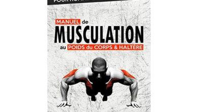 Photo de Manuel de musculation – Poids du corps et haltère