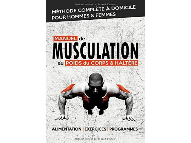 Manuel de musculation