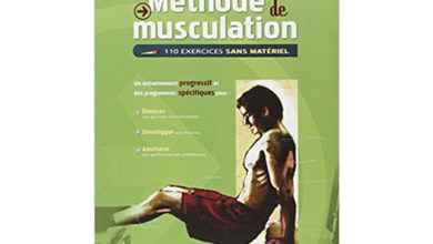 Photo de Méthode de musculation – 110 exercices sans materiel