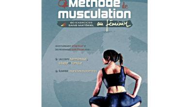 Photo de Méthode de musculation au féminin – 80 exercices sans matériel