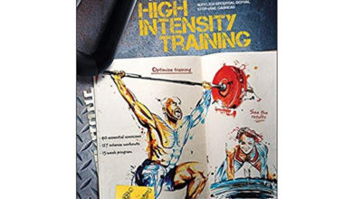 Photo de The modern art of hight intensity training