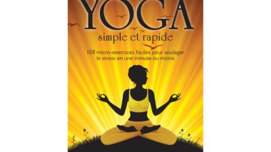 Photo de Yoga simple et rapide – 108 micro-exercices faciles