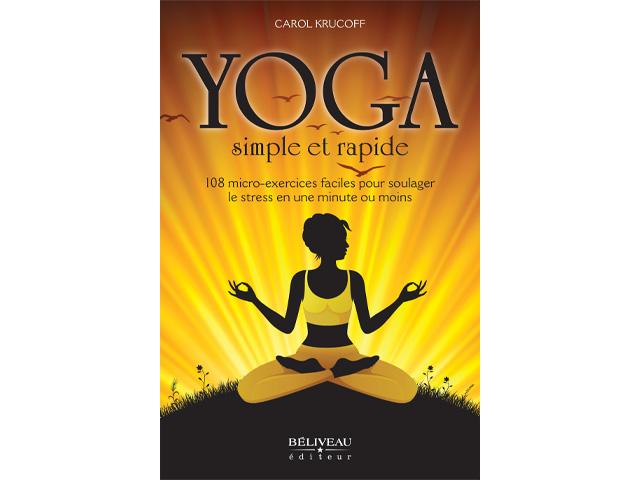 Yoga simple et rapide