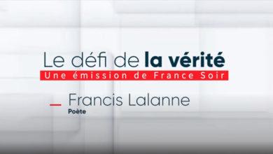 Photo de France Soir – Le défi de la vérité – Francis Lalanne