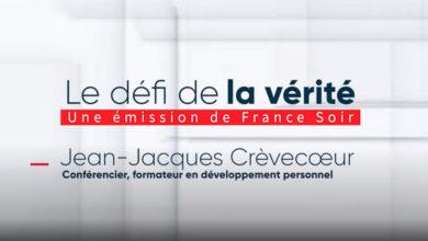 Photo de France Soir – Le défi de la vérité – Jean-Jacques Crèvecœur