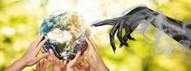 Planet-hands