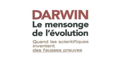 Photo de Darwin – Le mensonge de l'évolution