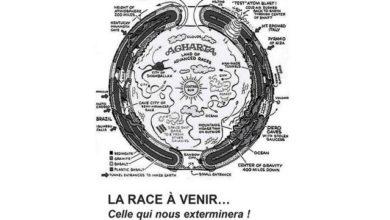 Photo de La race future ou la race a venir