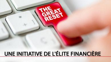 Photo de Le Great Reset : une initiative de l'élite financière