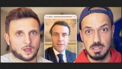 Photo de Macron, mcfly et carlito – Faits troublants