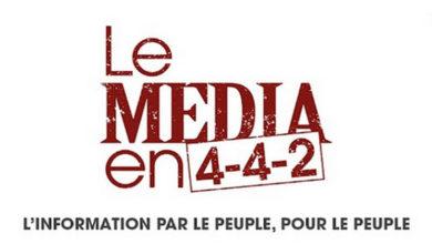 Photo de Le Media 4-4-2 – Marcel D.