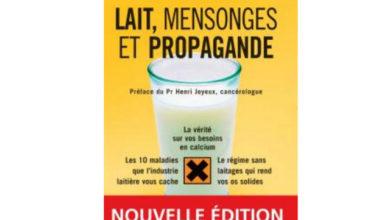 Photo de Lait – Mensonges et propagande