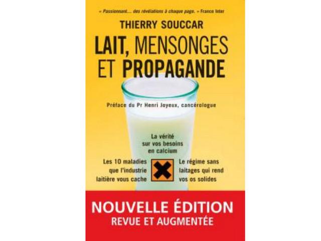 Lait - Mensonges et propagande