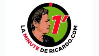 Photo de La minute de Ricardo